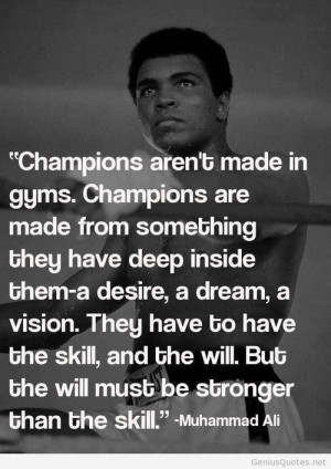 Champions gyms quotes best of ever