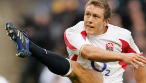 Jonny Wilkinson joins Toulon in the Top 14