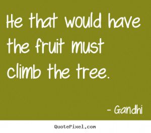 inspirational quotes from gandhi create quote graphic