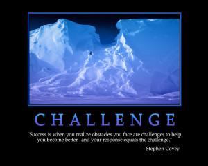 CHALLENGE - Motivational Wallpapers