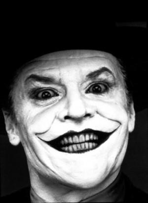 Haru Nicholson es The Joker! (el guason)