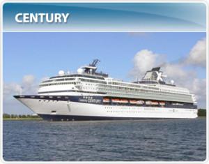 Celebrity Cruises Century Alaska Cruise