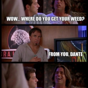 ... Own Weed When Hanging Out With Mr. Cheezle & Alex In Grandma's Boy