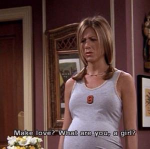 ... Funny, Movie, Be Pregnant, Things Friends, Rachel Green, Rachelgreen