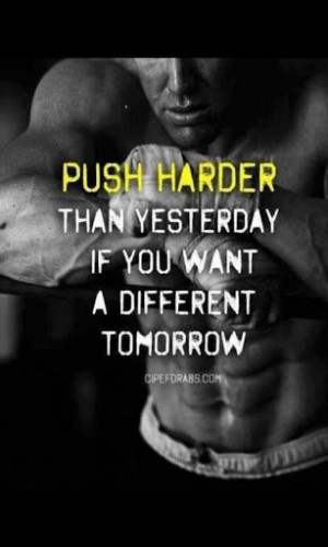 Weight Training Motivation Or