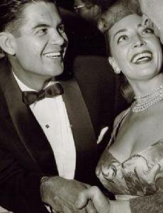 Marie Windsor and Jack Hupp