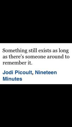 Nineteen Minutes Quotes