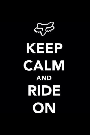 Dirt Bike Quotes And Sayings On your dirt bike and ride