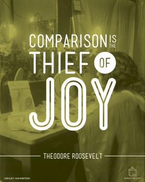 comparison-is-the-thief-joy-quote