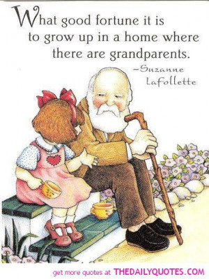 Grandparents Day Inspirational Quotes And Sayings For Pictures