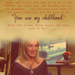 jk rowling quote.