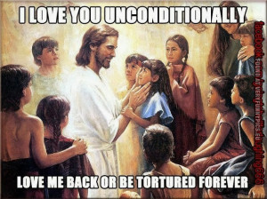 funny pics Jesus loves you