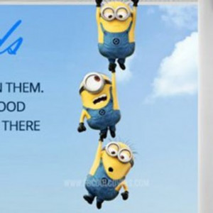 Minion Inspirational Quotes