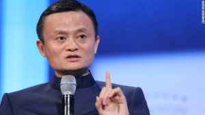 jack ma when he relinquished his post as alibaba s ceo last year ma ...