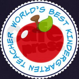 kindergarten_teacher_apron_gift_worlds_best.jpg?color=Navy&height=460 ...
