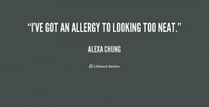 Quotes About Allergies
