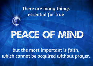 Quotes for peace of mind, Peace Of Mind Quotes, Daily Quotes, Daily ...