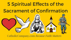 the sacrament of confirmation is one of the three sacraments of ...