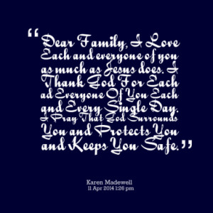 Family All Because Adam And Eve Fell In Love. and Because Of Jesus ...