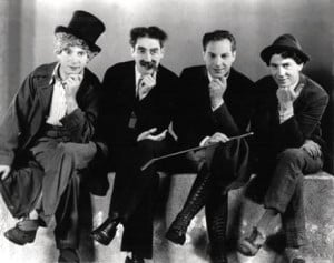 one of two marx brothers movies preserved in the national film ...
