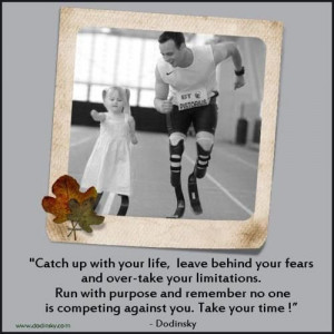 catch up with your life