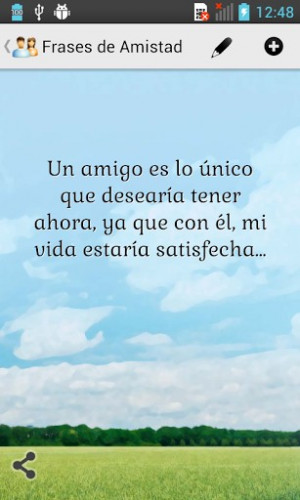 of quotes in spanish with beautiful photos Frases de Amistad