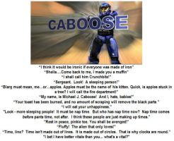 Fav Caboose mottos 7 years ago in Other