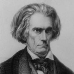 Image courtesy of the Library of Congress John C. Calhoun of South ...