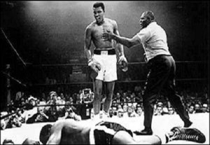 What does boxing have in common with any other sporting venue or ...