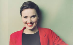 "Veronica Roth is author of the ""Divergent"" trilogy. (Nelson Fitch)"