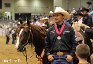 Todd Bergen: Reining to Reined Cow Horse