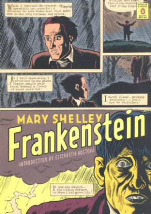 keeping the monster as a secret in frankenstein by mary shelley Del toro says that mary shelley's invention of frankenstein saved him like the monster in mary shelley's frankenstein and secret soviet spy keeping the.