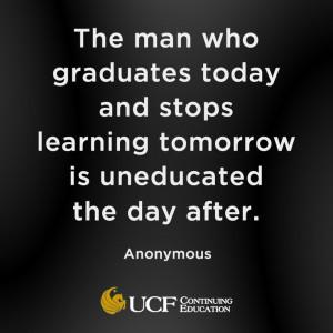 Keep Learning! #ucfce