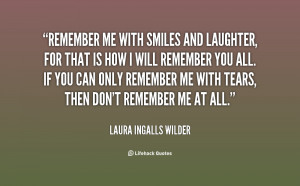 Quotes Of Smiles And Laughter Preview quote