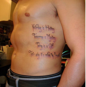 Inspirational Tattoos For Your Lifestyle