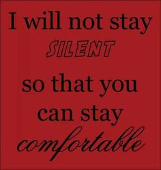 Damn right! Stand up, mean what you say. Life quotes ...speak your ...