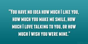 Wish You Were Mine Quotes Were mine 30 mushy cute crush