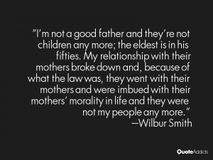 Wilbur Smith Quotes