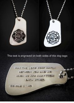 Pictures, Dog Tags, Firefighters Wife, Firefighters Couples, Fireman ...