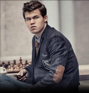 Magnus Carlsen, nuevo campeón mundial de ajedrez