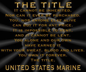 Happy 239th Birthday United States Marine Corps!