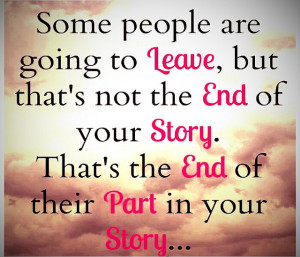 End Of Friends...