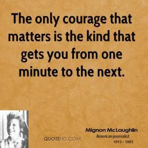 Minute Quotes