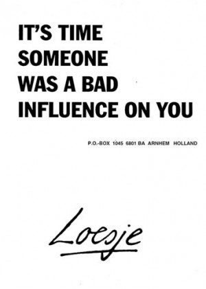 Quotes About Bad Mothers Bad Influence Friends ...