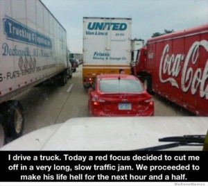 funny truck drivers