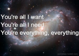 everything, lifehouse, lights, lyrics, music, typography