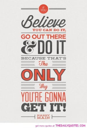 You Can Do It Funny Quotes You can do it