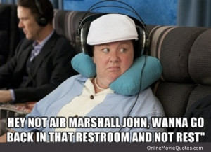 Funny line from the comedy movie Bridesmaids starring Kristen Wiig and ...