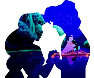 Aladdin and Jasmine - disney-princess Photo