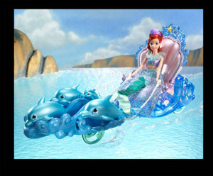 Dolphin Chariot?